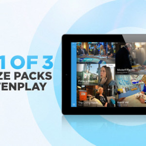 Win 1 of 3 iOS prize packs