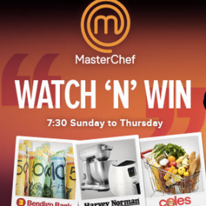 Master Chef  'Watch & Win' Competition Codes