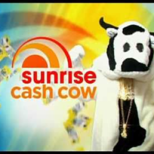 Sunrise Cash Cow – Win $10000…or more with the Code Word $30,000 Jackpot Today!