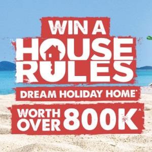 House Rules Competition – Win a Home worth over $800,000
