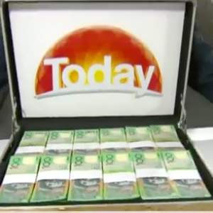 Today Show's 1 Million Dollar call Code Words – Win $100,000,000