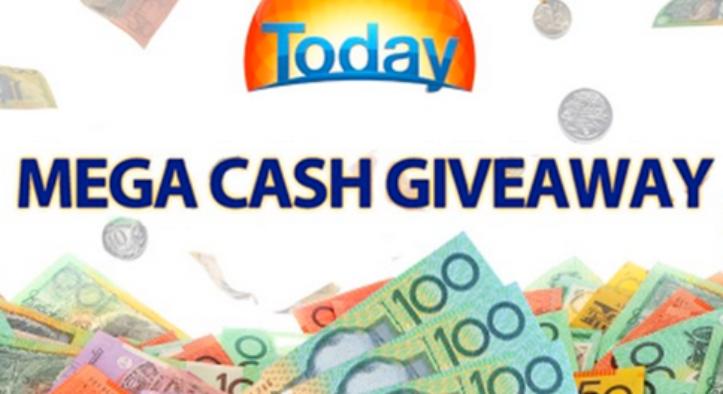 TODAY SHOW CASH GIVEAWAY BONUS WORD